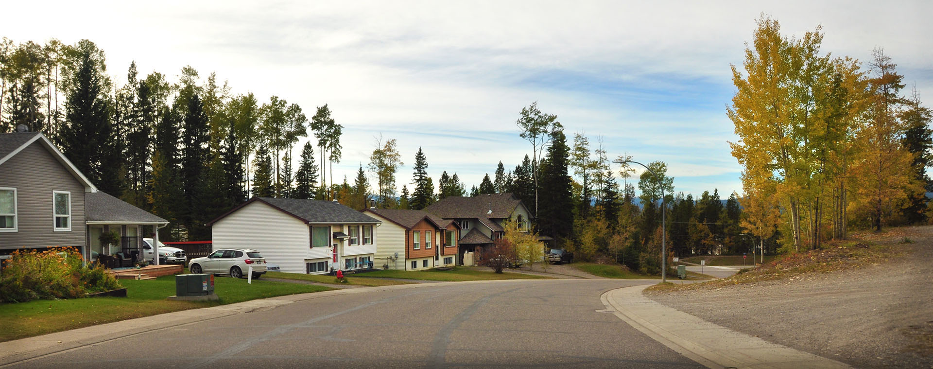 tumbler ridge homes