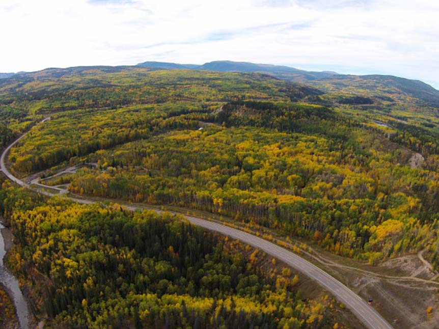 tumbler ridge crown land