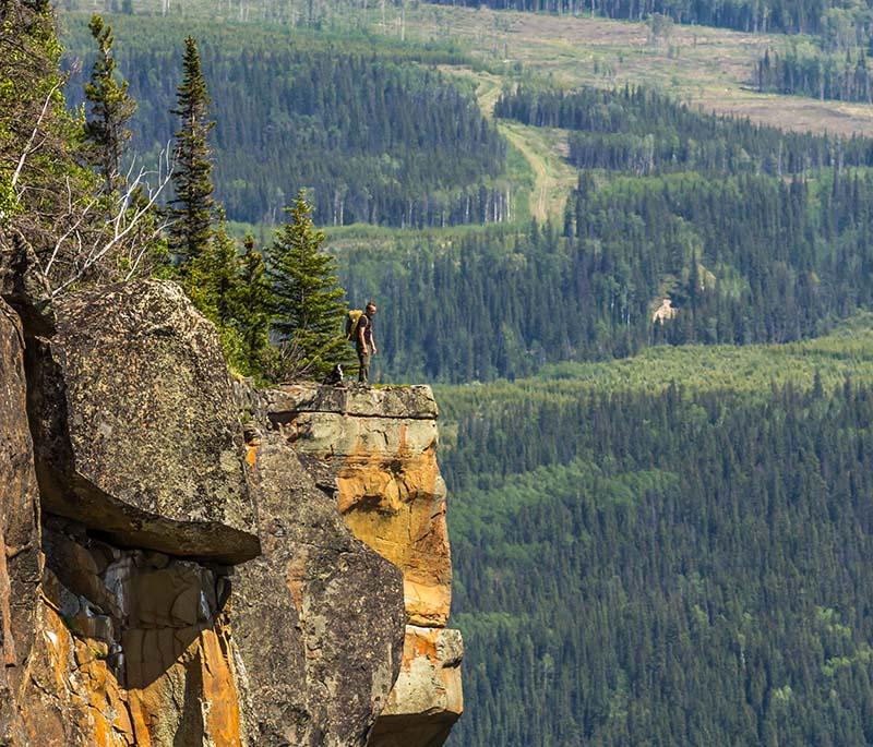 tumbler ridge unesco geopark