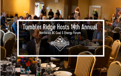 Tumbler Ridge Hosts 14th Annual Northeast BC Coal & Energy Forum