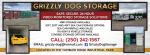 Grizzly Dog Storage
