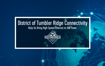 Help Bring High Speed Internet to Tumbler Ridge!